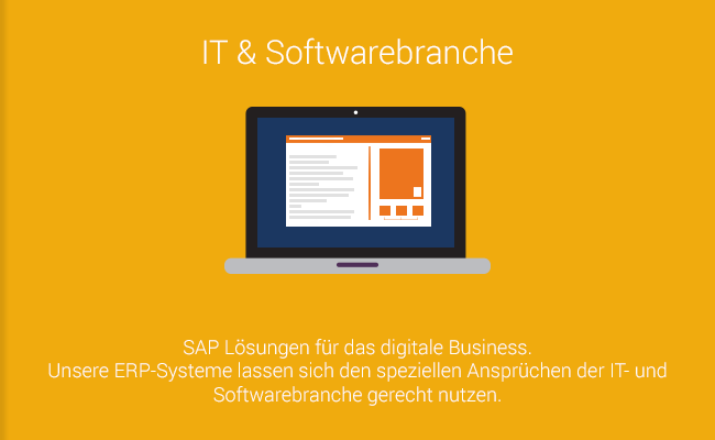 Sliderbild IT und Software